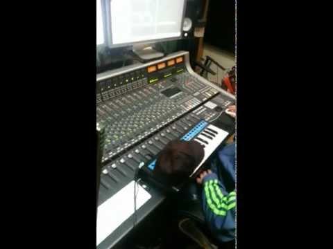 Mortel & Präsenz mit Manuellsen bei Lonyen im Studio!!!