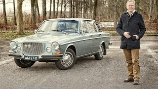 Uw Garage: Volvo 164 (1969) - by Autovisie TV