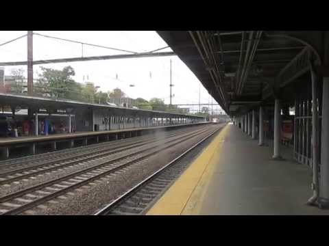 NJ Transit Equipment Extra Train at Trenton
