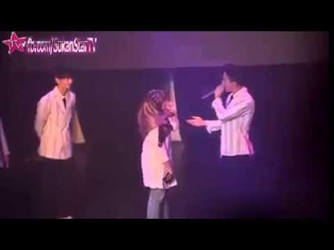Anak Melayu Di Cabul di Atas Pentas - K-POP