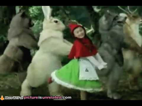 WTF - Little Red Riding Hood Ad