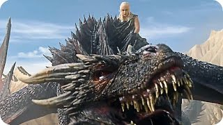 GAME OF THRONES Season 6 Episode 6 Epic Daenerys Targaryen Clip (2016) HBO Series