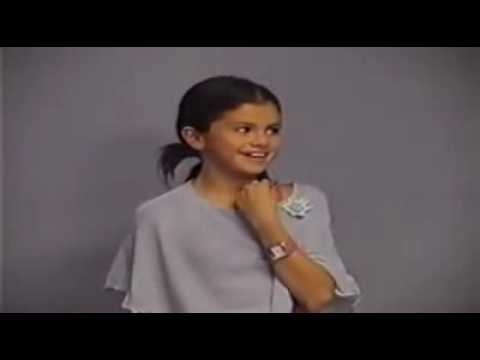 Selena Gomez Audition For Wizards Of Waverly Place video