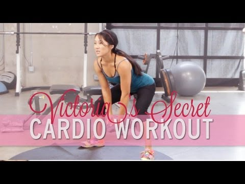 Victoria Secret Cardio Workout video