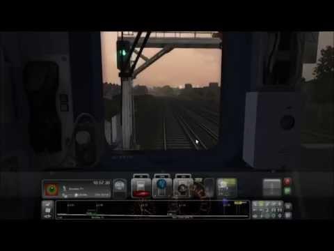 Train Simulator 2015 Class 455 Crystal Palace To London Bridge