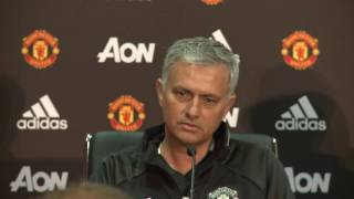 JOSE MOURINHO RE-IGNITES WAR OF WORDS WITH WENGER | Press conference clip 2 of 5