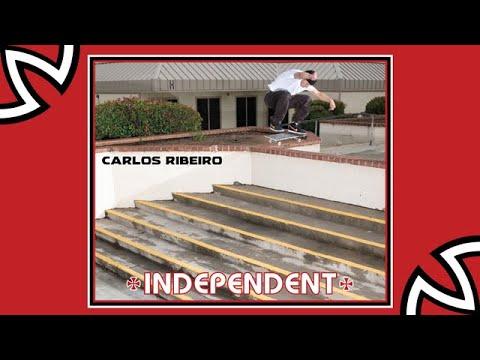 Carlos Ribeiro Battles Huge Switch Heelflip in Los Angeles | Behind the Ad