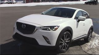 2016 Mazda CX-3 GT - The most complete review EVER!
