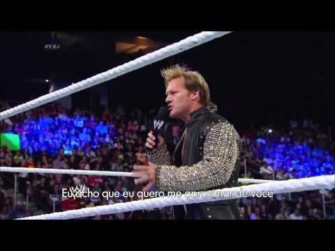 Chris Jericho returns to SmackDown 04/07/2014 Legendado (PT-BR)