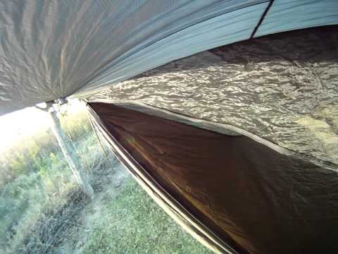 New 2010 Hennessy Hammock With Zipper Side Entrance Full Review