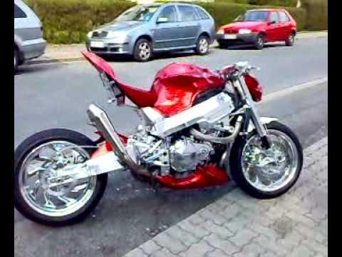Ducati   Streetfighter Conversion