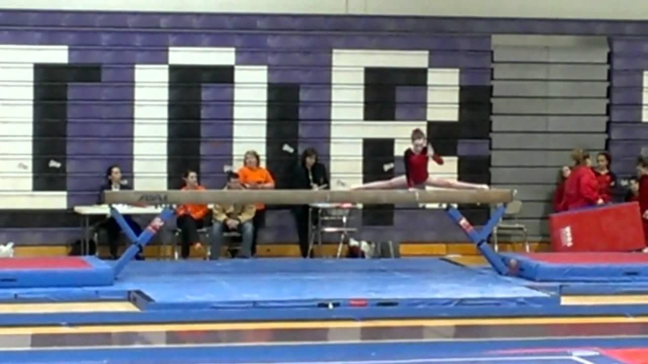 2013 level 7 state gymnastics meet