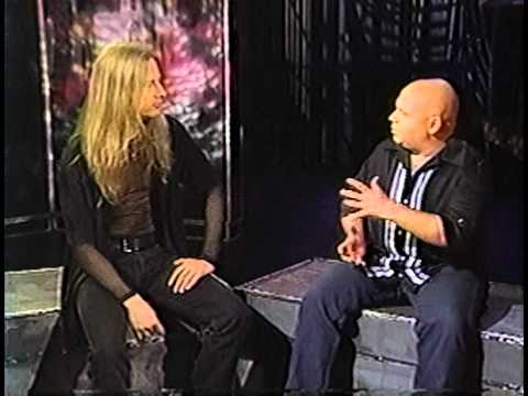 Jerry Cantrell - Interview by Matt Pinfield (2002)