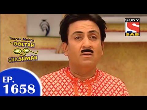 Taarak Mehta Ka Ooltah Chashmah - तारक मेहता - Episode 1658 - 24th April 2015 video
