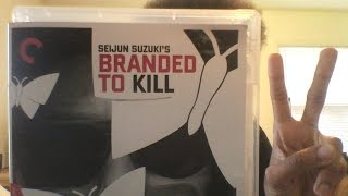 Criterion Collection RE-Reviews: #38: Branded To Kill (SS)