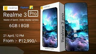 Realme 3 pro - 48 MP Camera, 5G, Android 9.0 Pie, Price And Specs