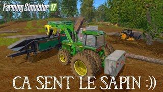 [FS17] CA SENT LE SAPIN !!! #2 Broyer du Bois C'est facile :))