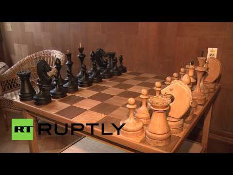 Russia: Stalin residence a tourist attraction at the side of Sochi