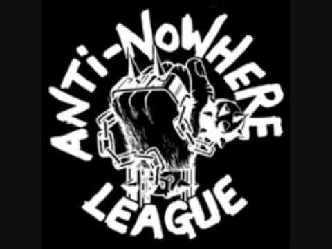 Anti-nowhere League - Gypsies Tramps & Thieves