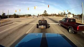 Road Devils Car Club Devil's Brigade GOPRO test run