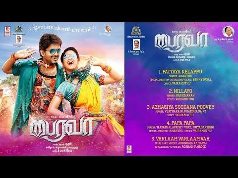 Bairavaa - Jukebox (Full Songs Tamil )