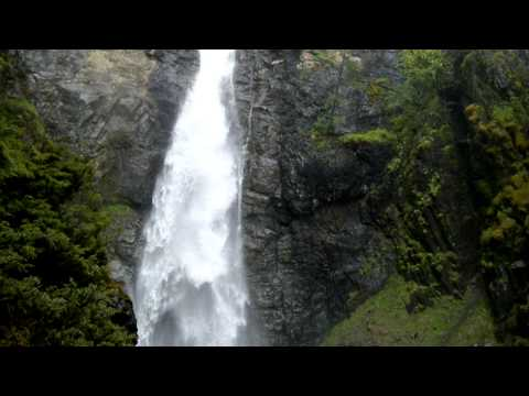 Copper Creek Falls - Eastport, Idaho Video