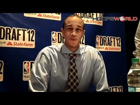 John Henson: 2012 NBA Draft