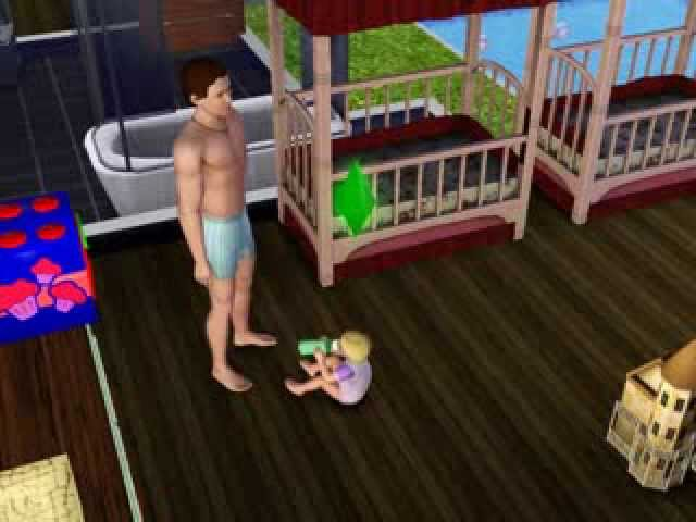 The Sims 3 - mis lindos bebes
