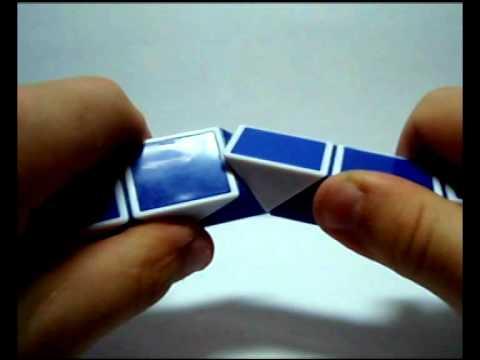 головоломки Rubik's Snake
