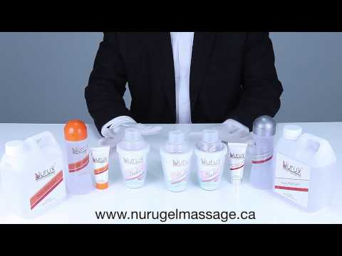 Nurux Massage Gels, Call It A Fantasy Or A Dream, The Nuru Massage! video