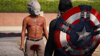 скачать мод на гта 5 на капитана америку - фото 5