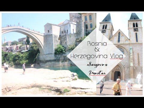 48 Hours in Bosnia and Herzegovina | Sarajavo and Mostar Vlog | Hope Batchelor