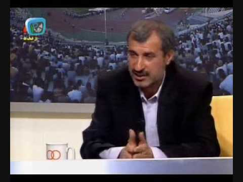[Navad 6.April 2009] Interview with the new coach of Team melli Iran Mayeli Kohan Part 5/7