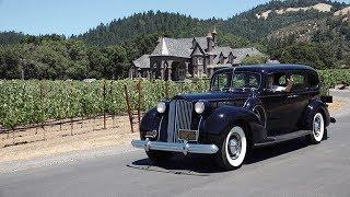 Wayne's Beautiful '38 Packard!