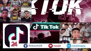 Tiktok chính thức lộ diện ở Việt Nam, liệu có đe dọa các đối thủ Facebook Google?  VTV24