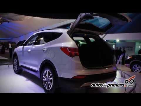 2014 Nueva Hyundai SantaFe 2014 Video Review Caracteristicas Versin
