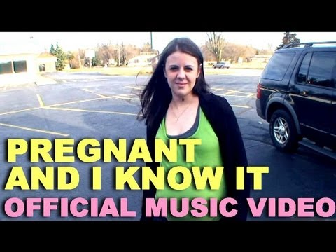 pregnant And I Know It Official Music Video (parody Of sexy And I Know It By Lmfao) video