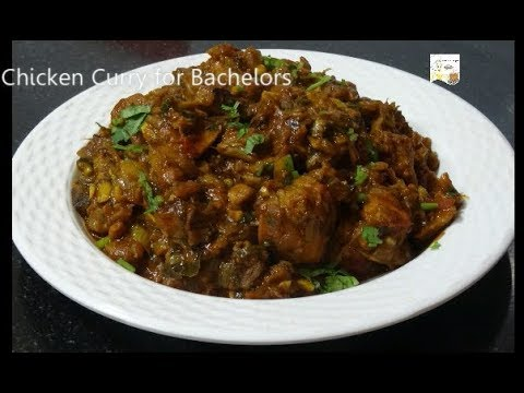 Chicken Curry for Beginners