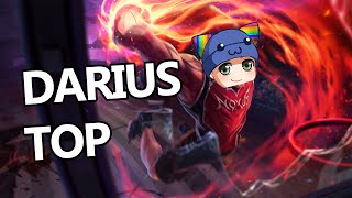 League of Legends - Darius Top - Full Game With Friends
