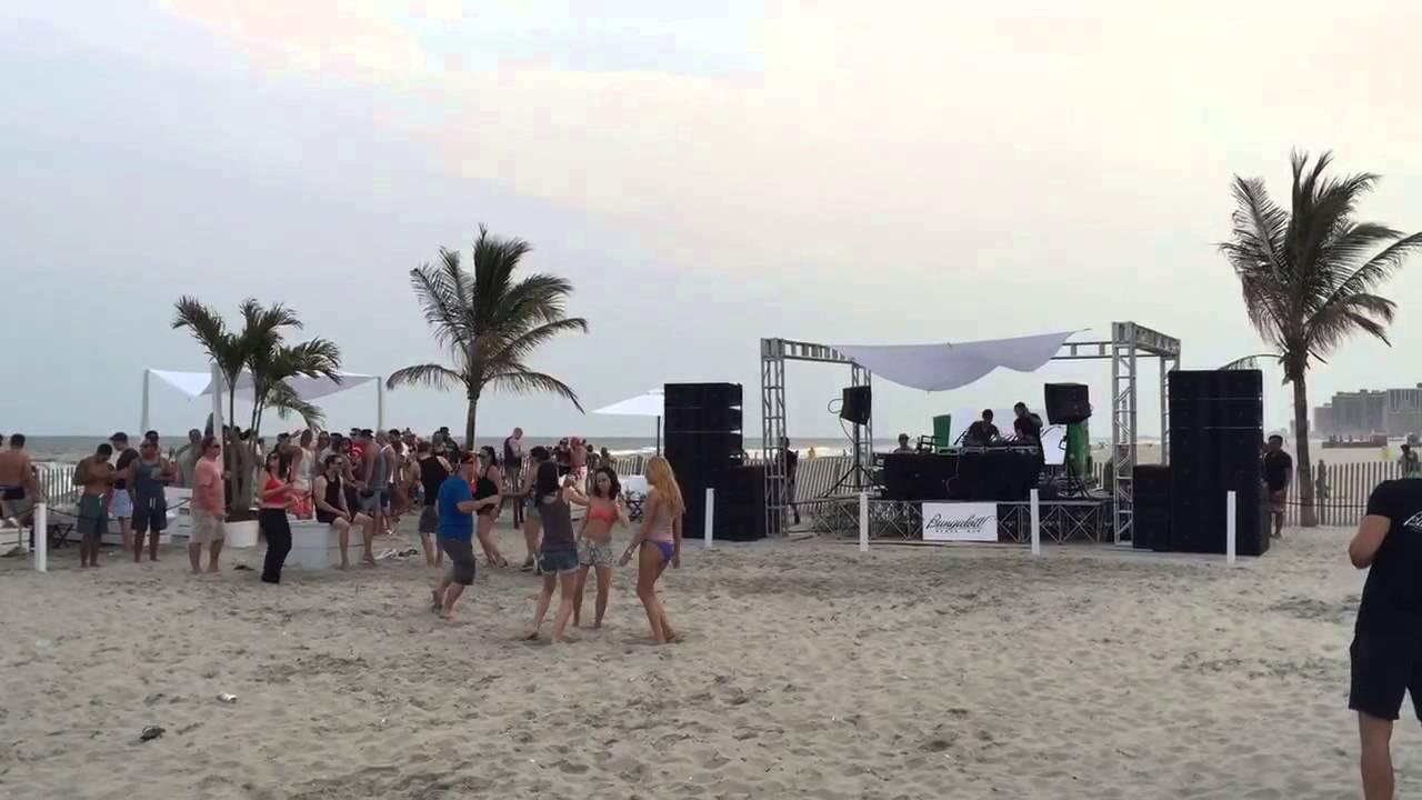 FunkyUS sunset Closing set after Sharam performance @Bungalow Beach Bar ACNJ