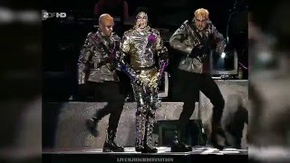 Michael Jackson - In The Closet - Live Munich 1997- HD