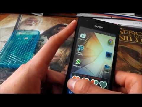 Como hacer una captura de pantalla en Orange Daytona / Huawei G510 en Español