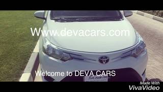 Toyota Yaris for sale used cars with zero down payment -devacars