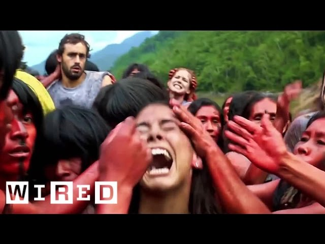 [Watch Horror Movie : The Green Inferno (2015) ?‹ Full Movie Onli] Video