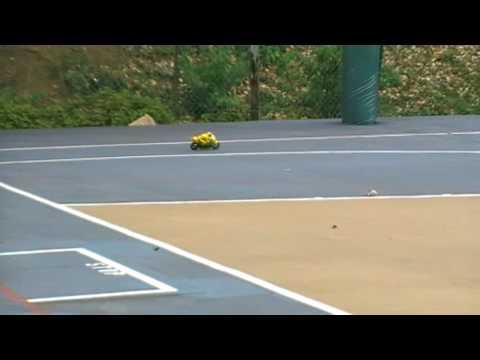 Kyosho Hor RC Motor Bike
