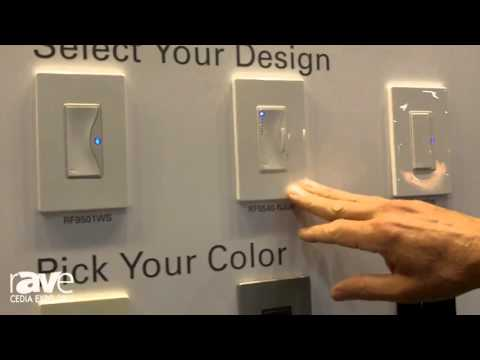 CEDIA 2015: EATON Showcases Its Z-Wave Based Lighting Control System