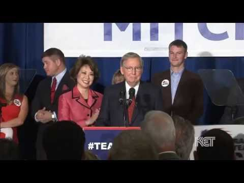Mitch McConnell Full Victory Speech | KET