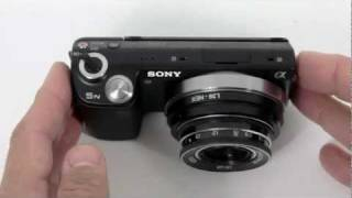 Industar 69 28mm 2.8 pancake lens on Sony Nex 5n, quick infinity focus fix