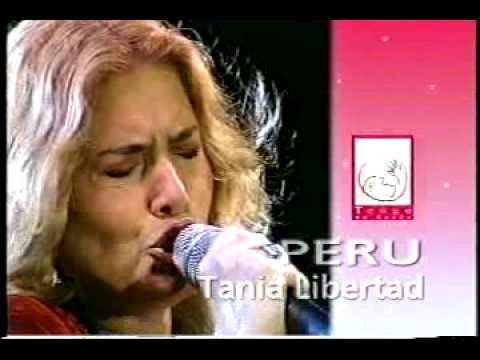Mercedes Sosa - Concierto tengo un Sueño UNICEF - Panama