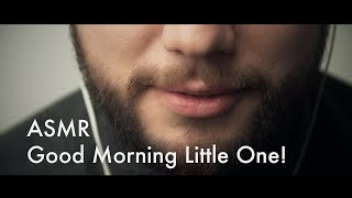 ASMR DDLG - Wake up with Daddy!